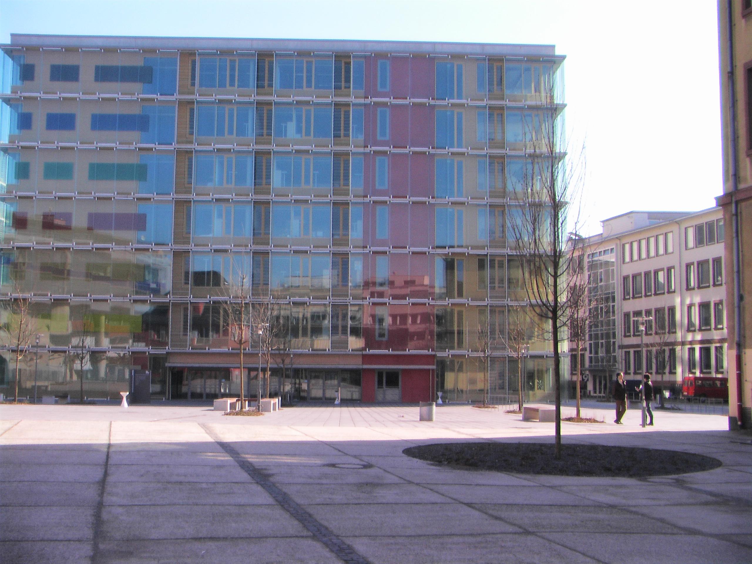 Fachhochschule frankfurt am main - Fh frankfurt architektur ...