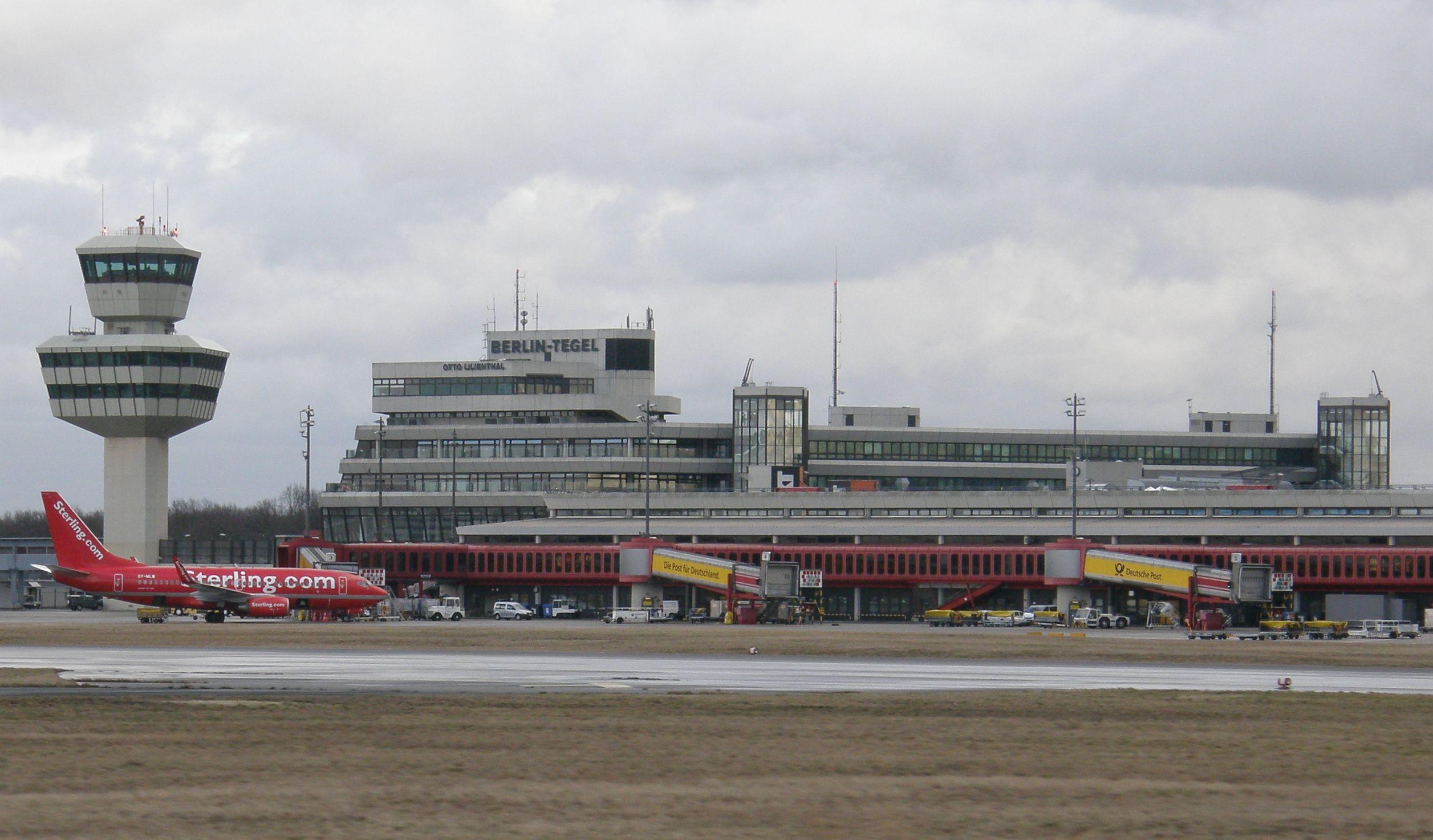 Flughafen tegel for Flughafen tegel