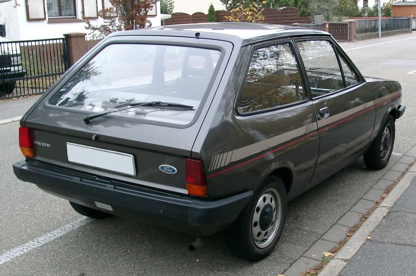 1981 bis August 1983, MK1