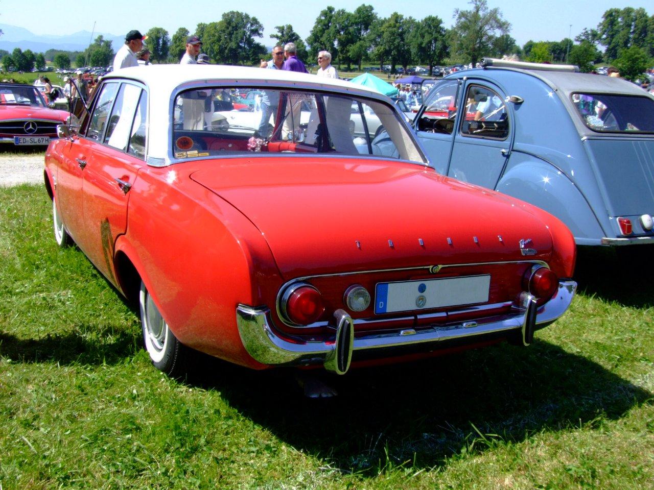 Ford Taunus P3