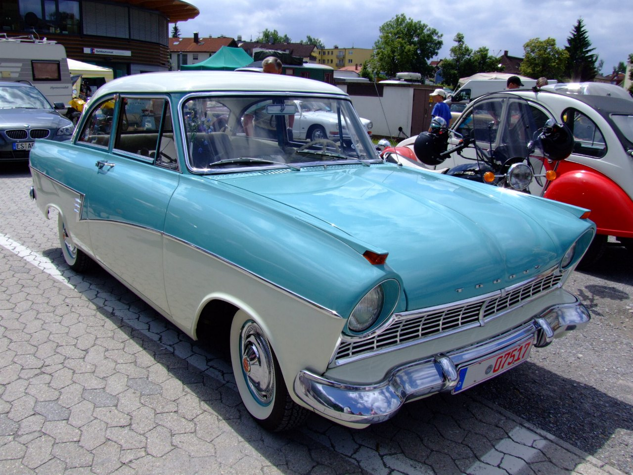 Re: Opel Rekord and Opel