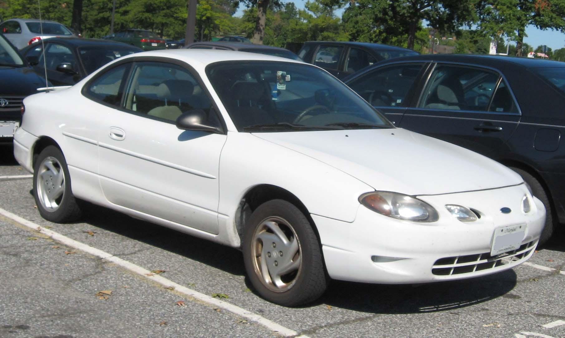 1998 ford escort zx2 ordinateur de moteur