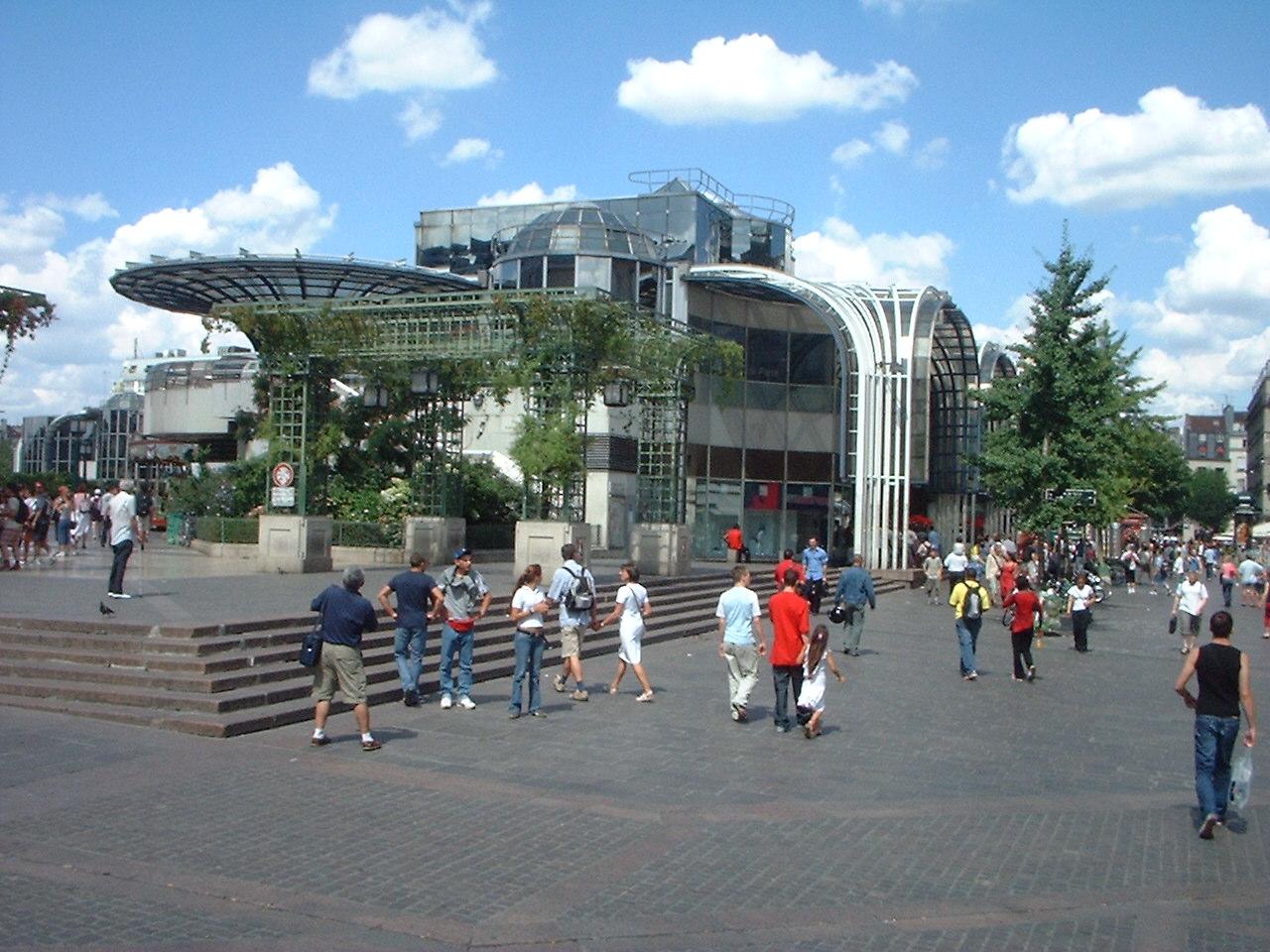 Quartier des halles - Forum des halles dimanche ...