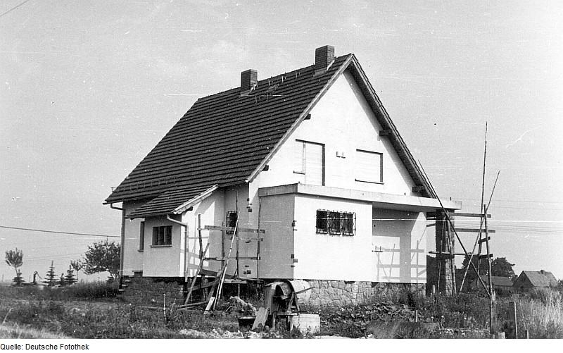 Architektur in der deutschen demokratischen republik for Kleingarten erfurt