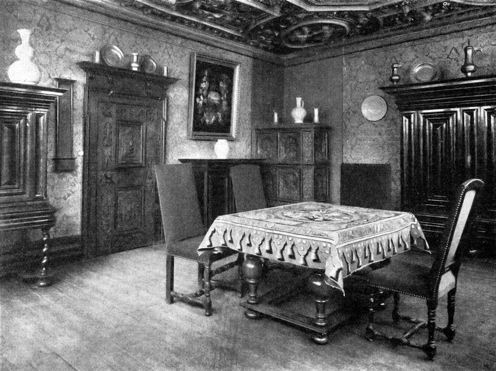 Wohnzimmer for Wohnzimmer 1960