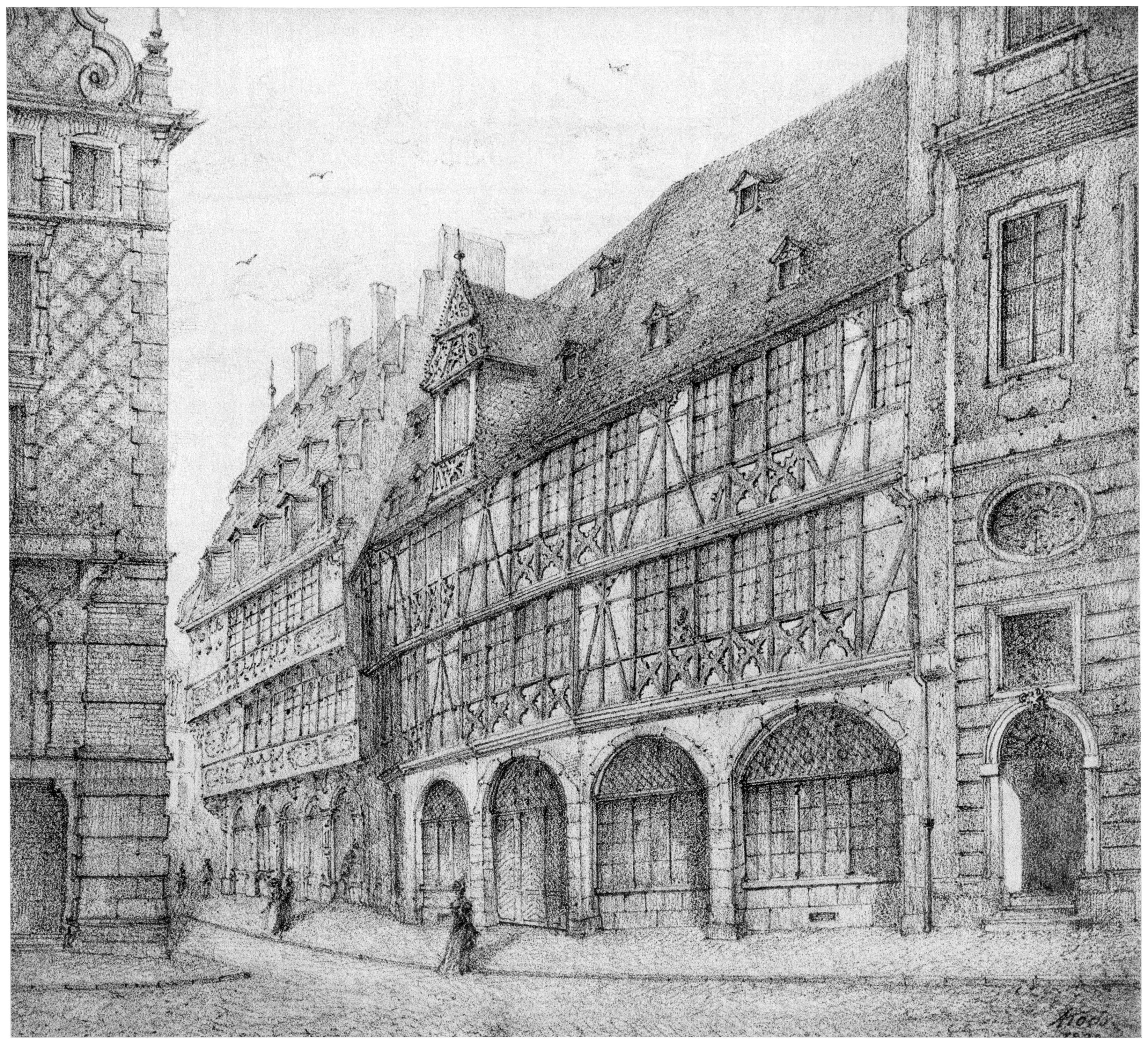 Adolf koch architekt for Wo architektur studieren