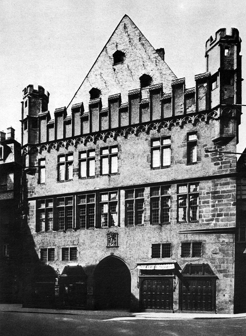 Steinernes Haus Frankfurt