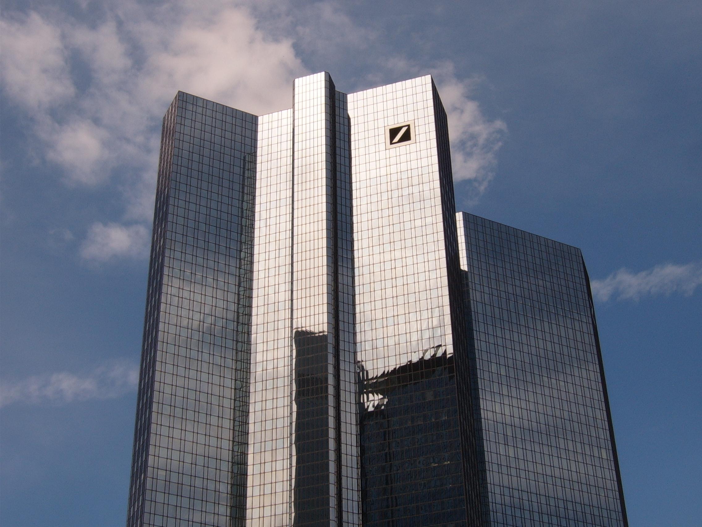 Deutsche Bank to pay $2.5B for Libor williamhill beziehen einen freund form william hill irish rate violations - Business ...