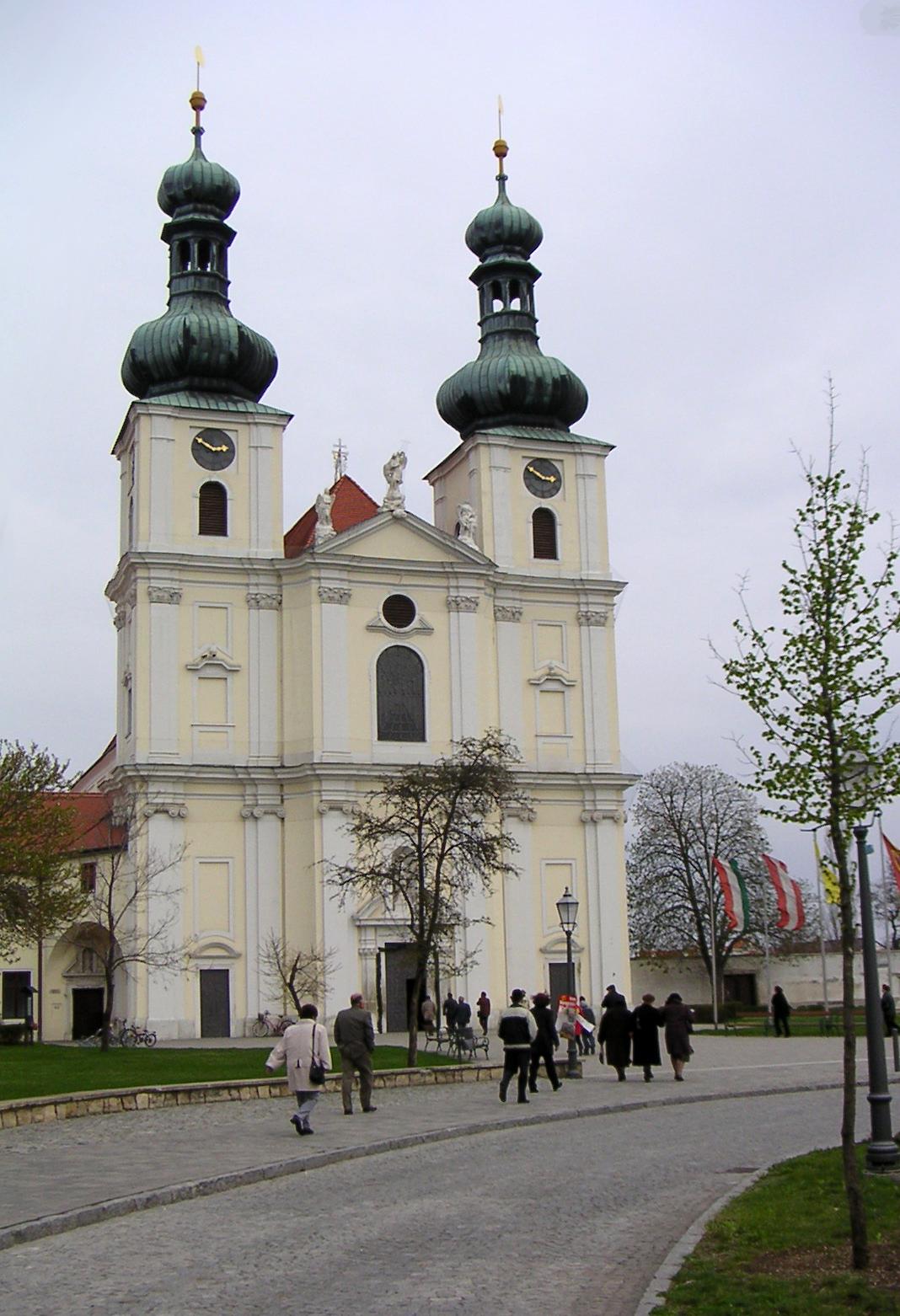 Frauenkirchen Austria  city photos : Basilika Mariä Himmelfahrt