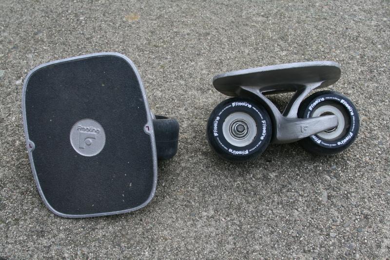 Skate: Nuevo Estilo [Freeline Skate]