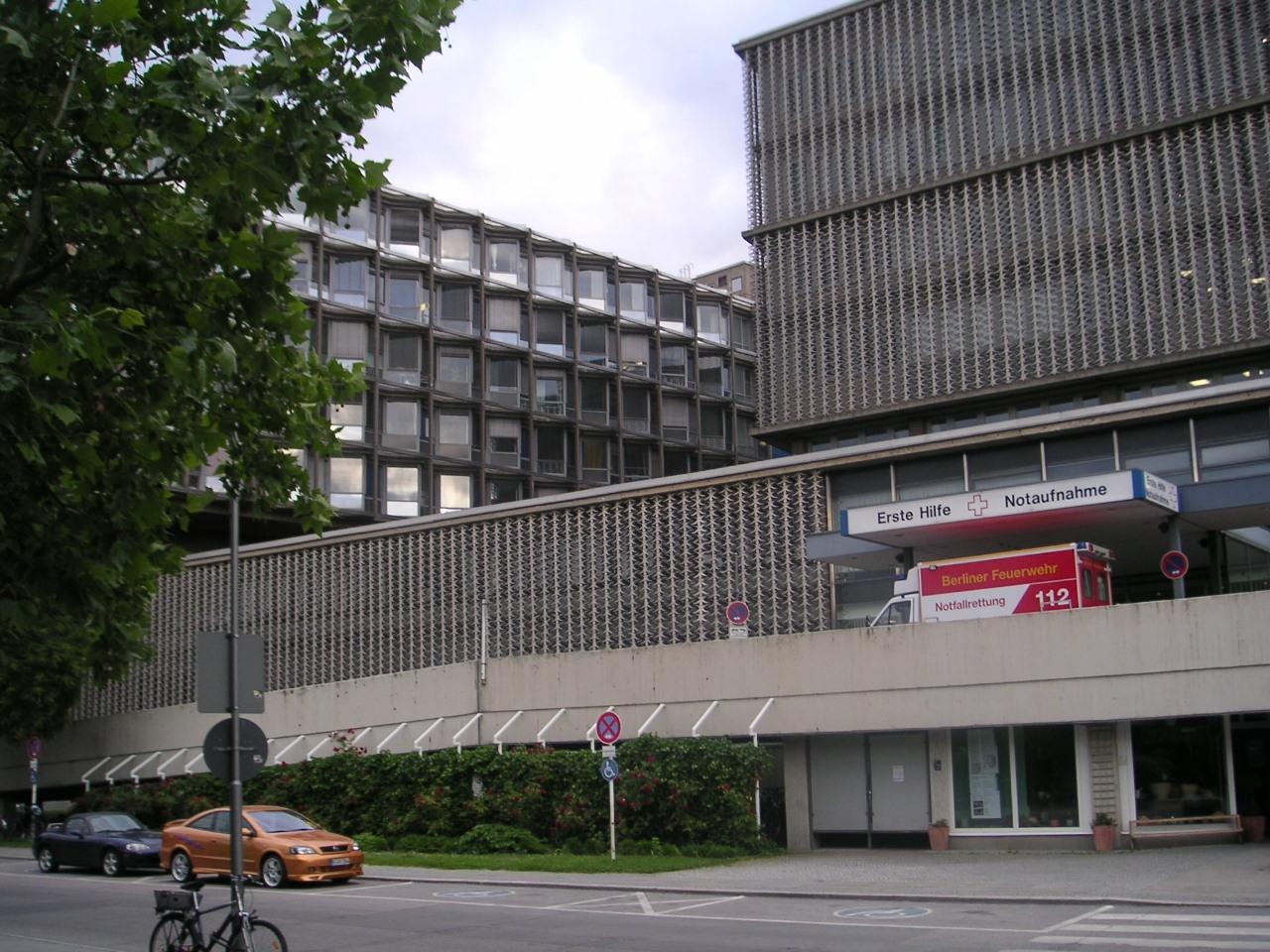 Charité Universitätsmedizin Berlin Campus Benjamin Franklin Berlin