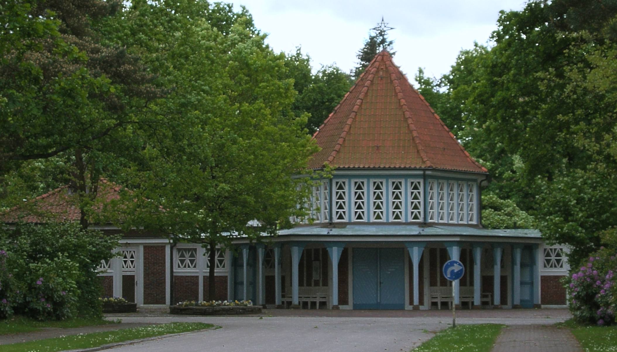 Ohlsdorfer Friedhof Kapelle 2