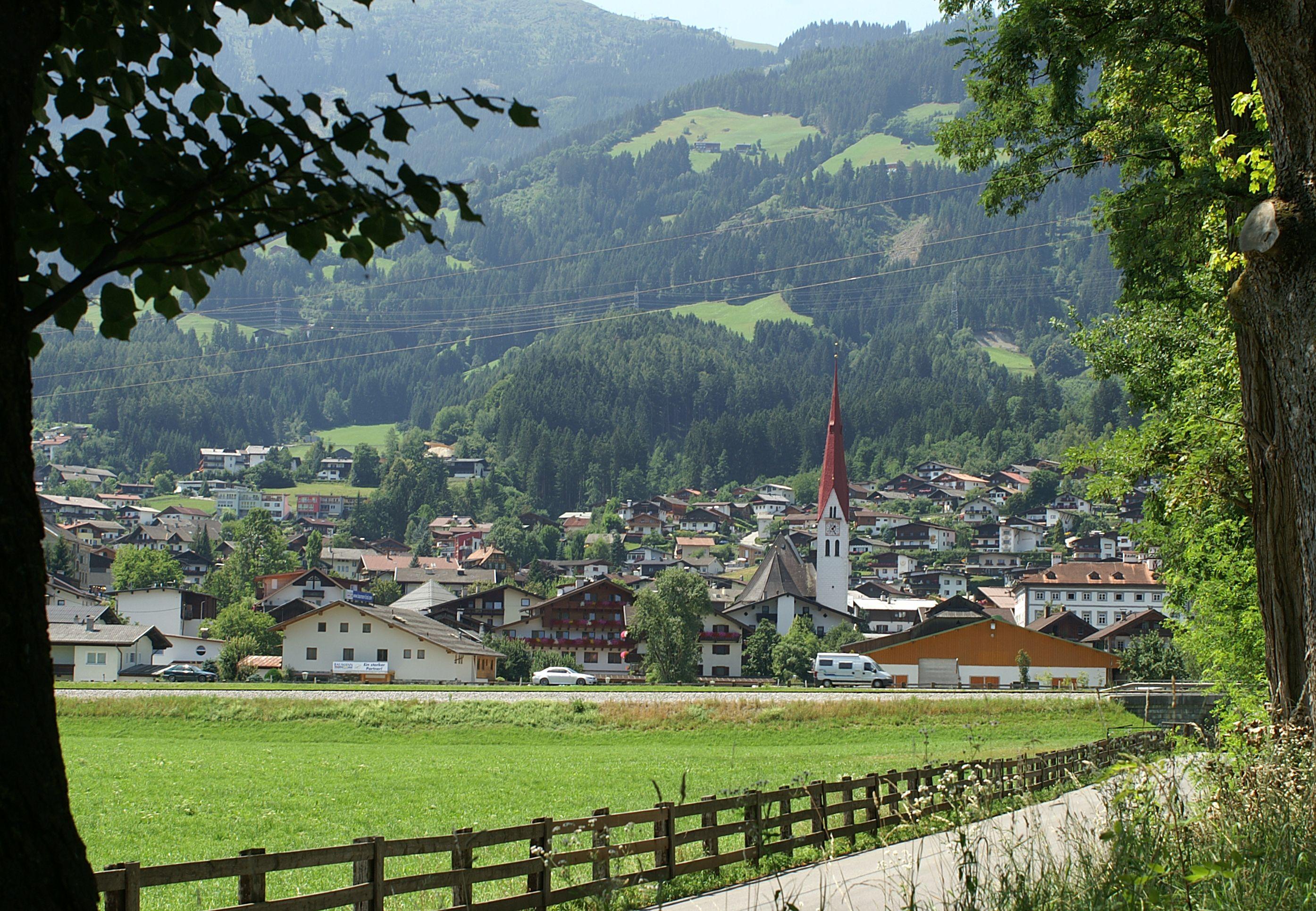 Fugen Austria  city photo : Fügen im Zillertal