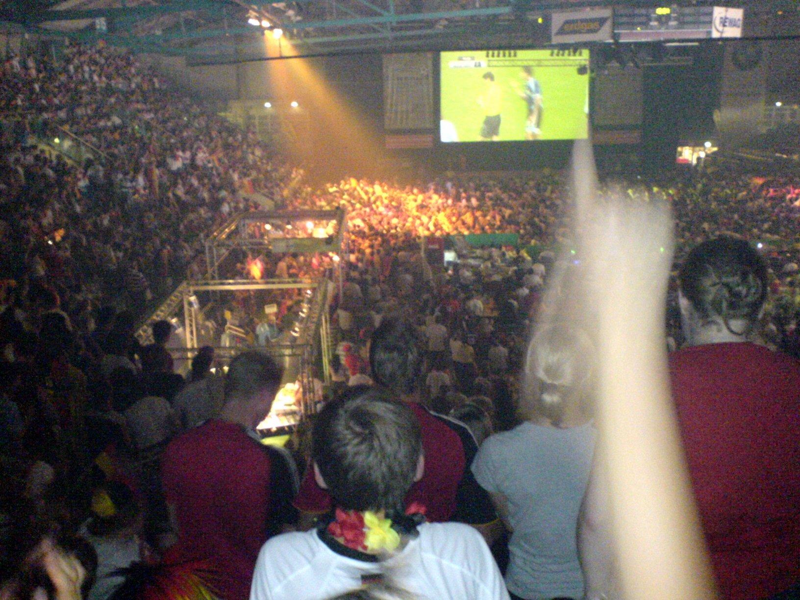 Donau Arena Public Viewing