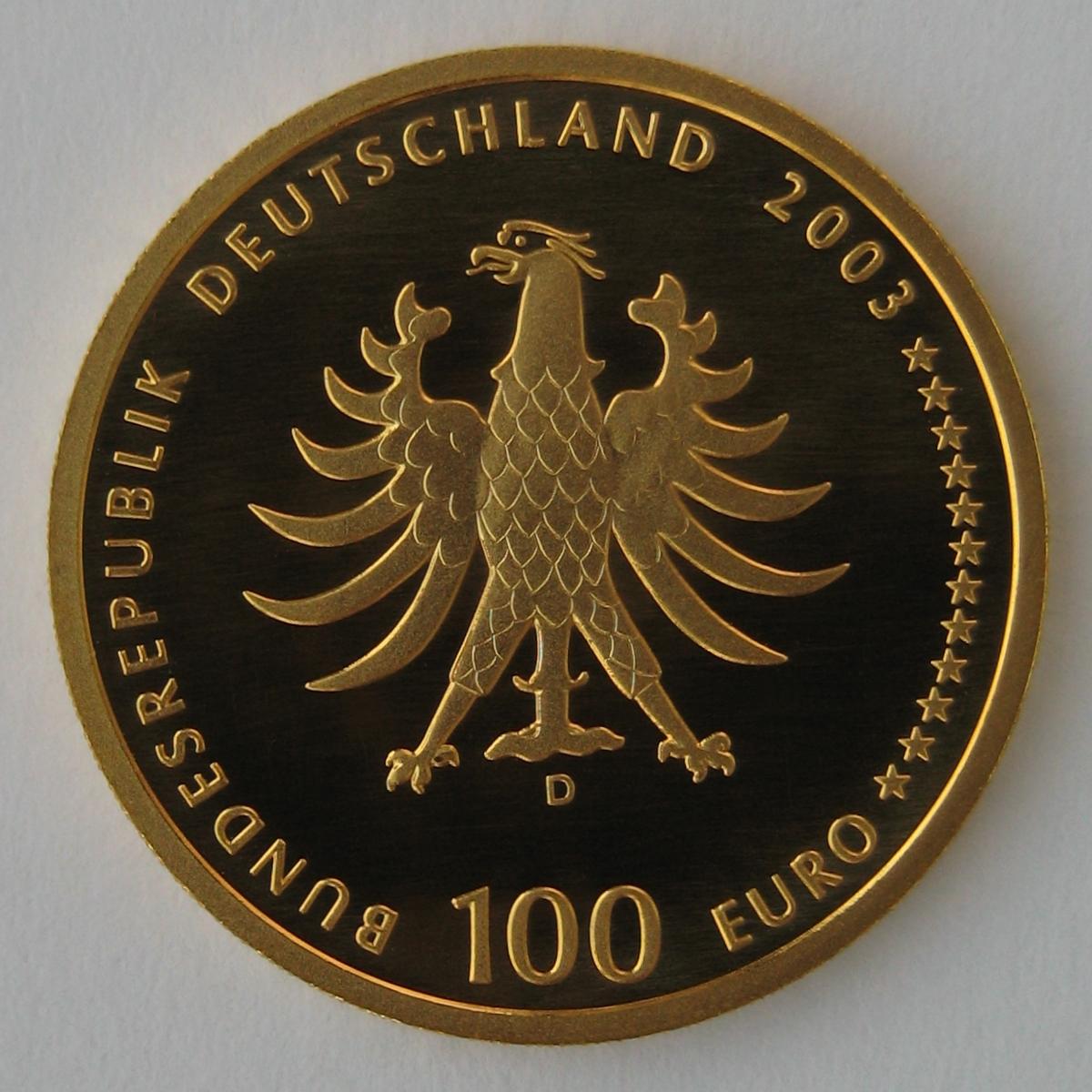 ... Gedenkmünzen 2003 Polierte Platte Offizieller Blister mit Chancen messi ballon d zu gewinnen oder 10 Euro