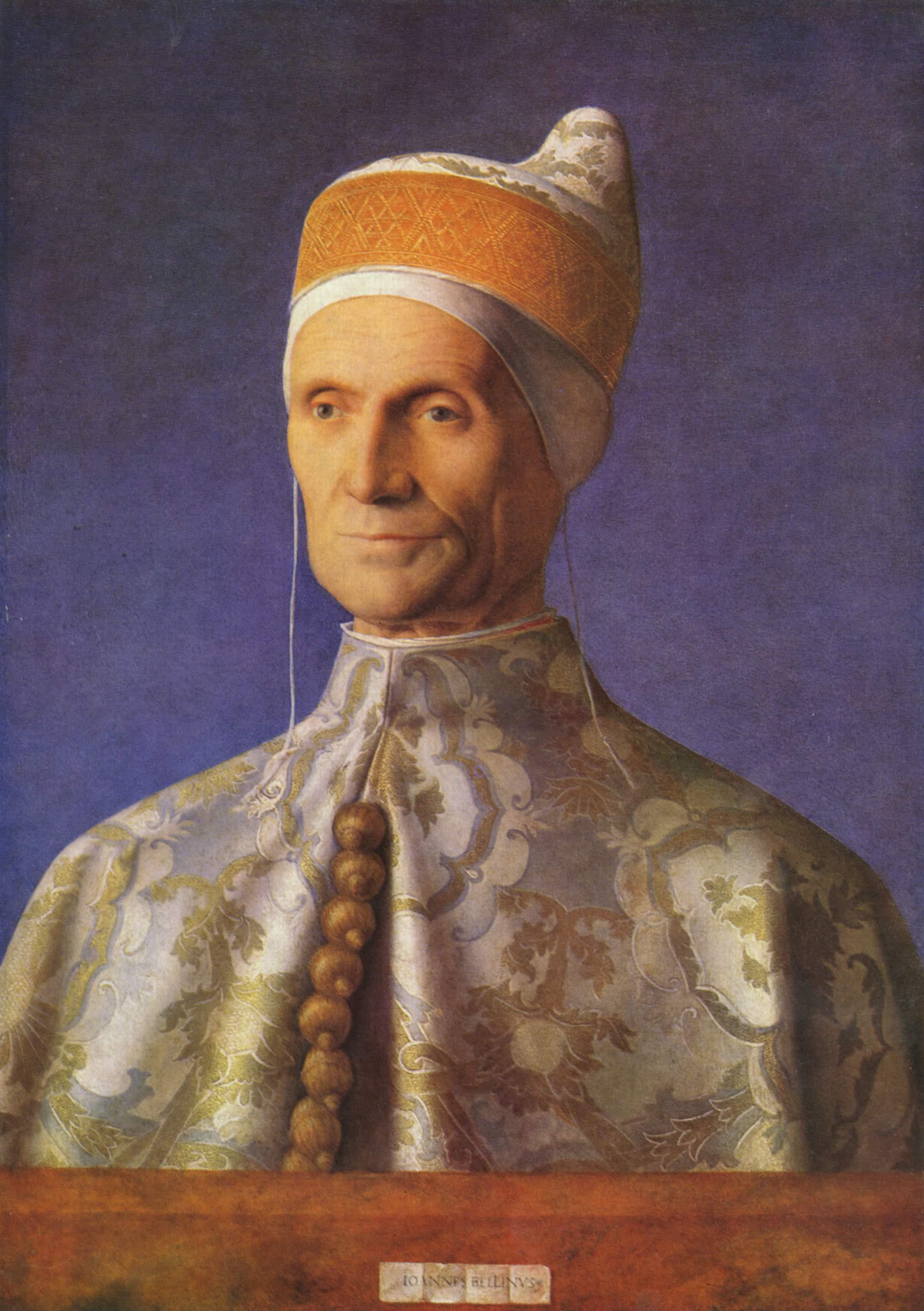 Giovanni bellini for The giovanni
