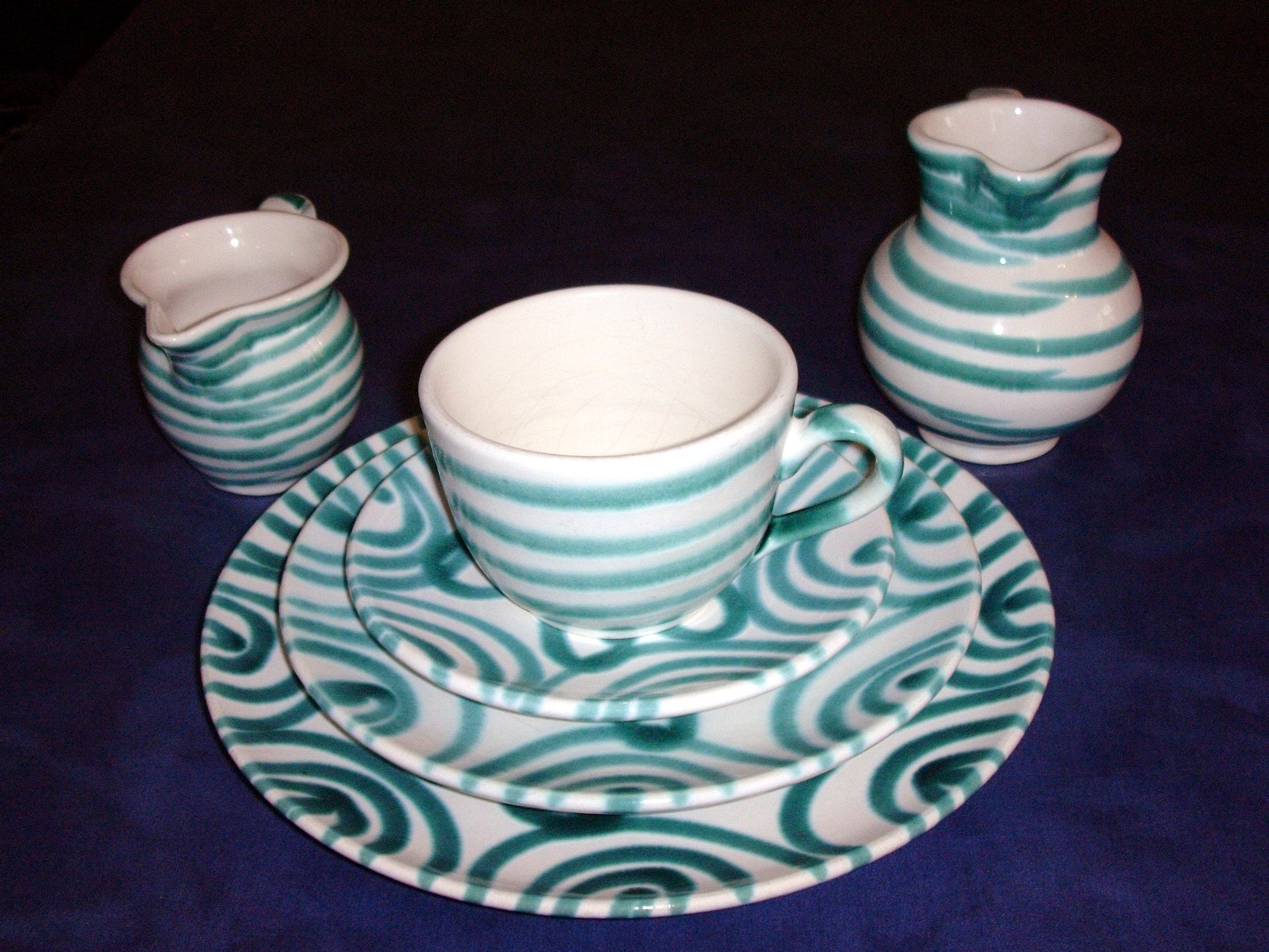 Gmundner Keramik ~ Geschirr Marken