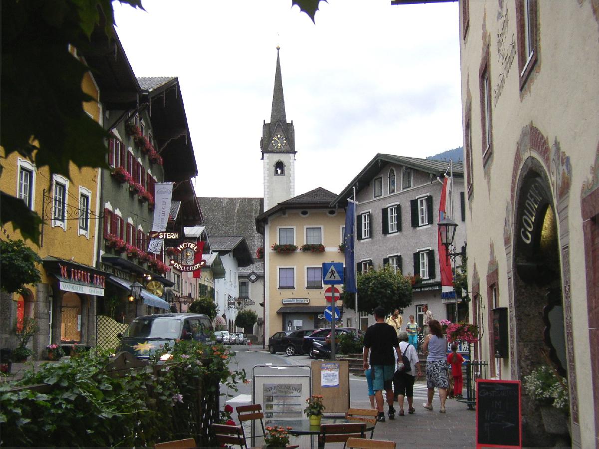 Golling an der Salzach Austria  City new picture : Golling an der Salzach