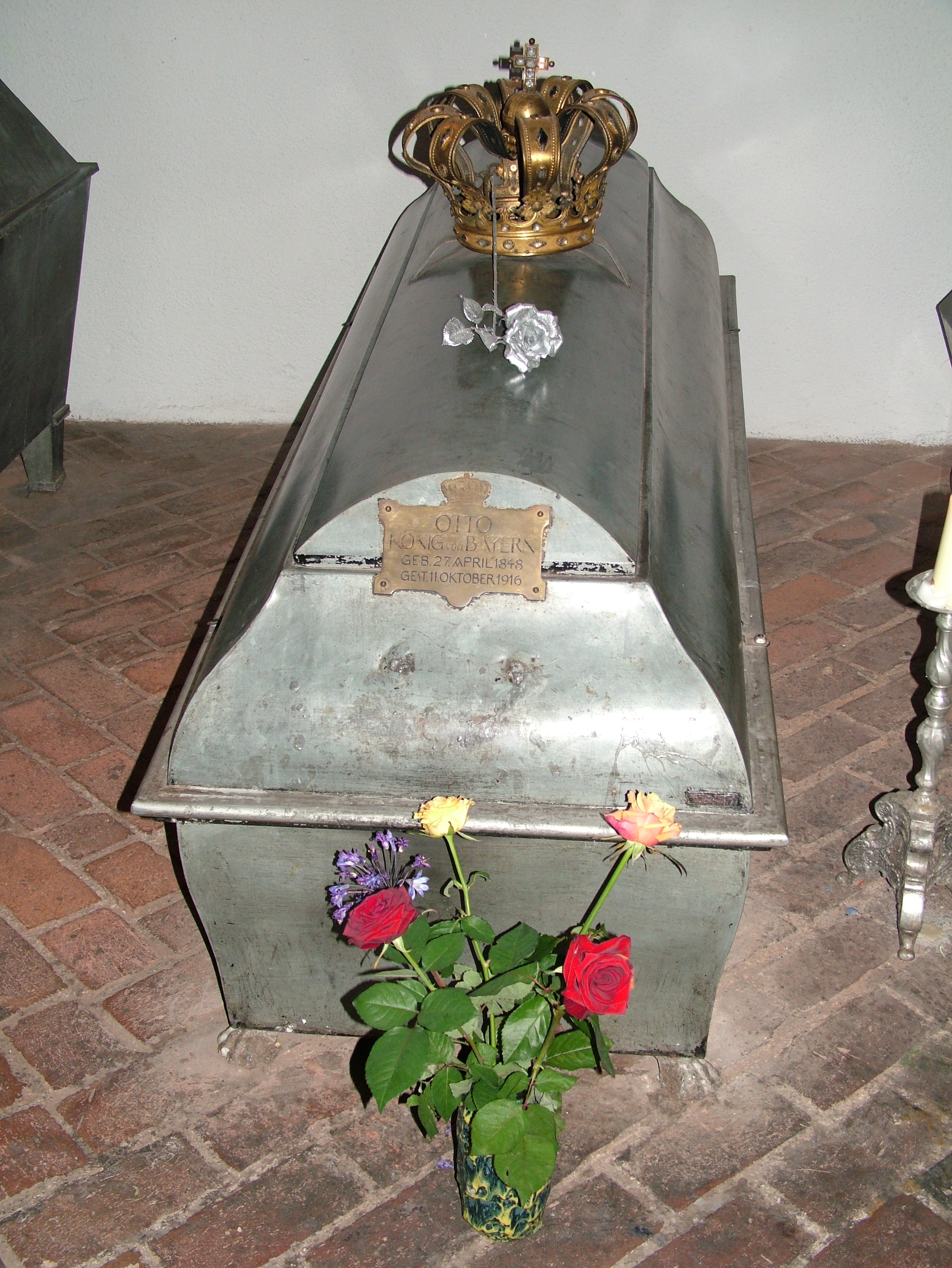 König Ludwig Grab