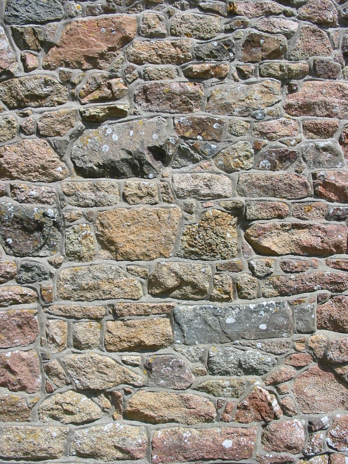 Mauerwerk - Bruchsteinwand sanieren ...