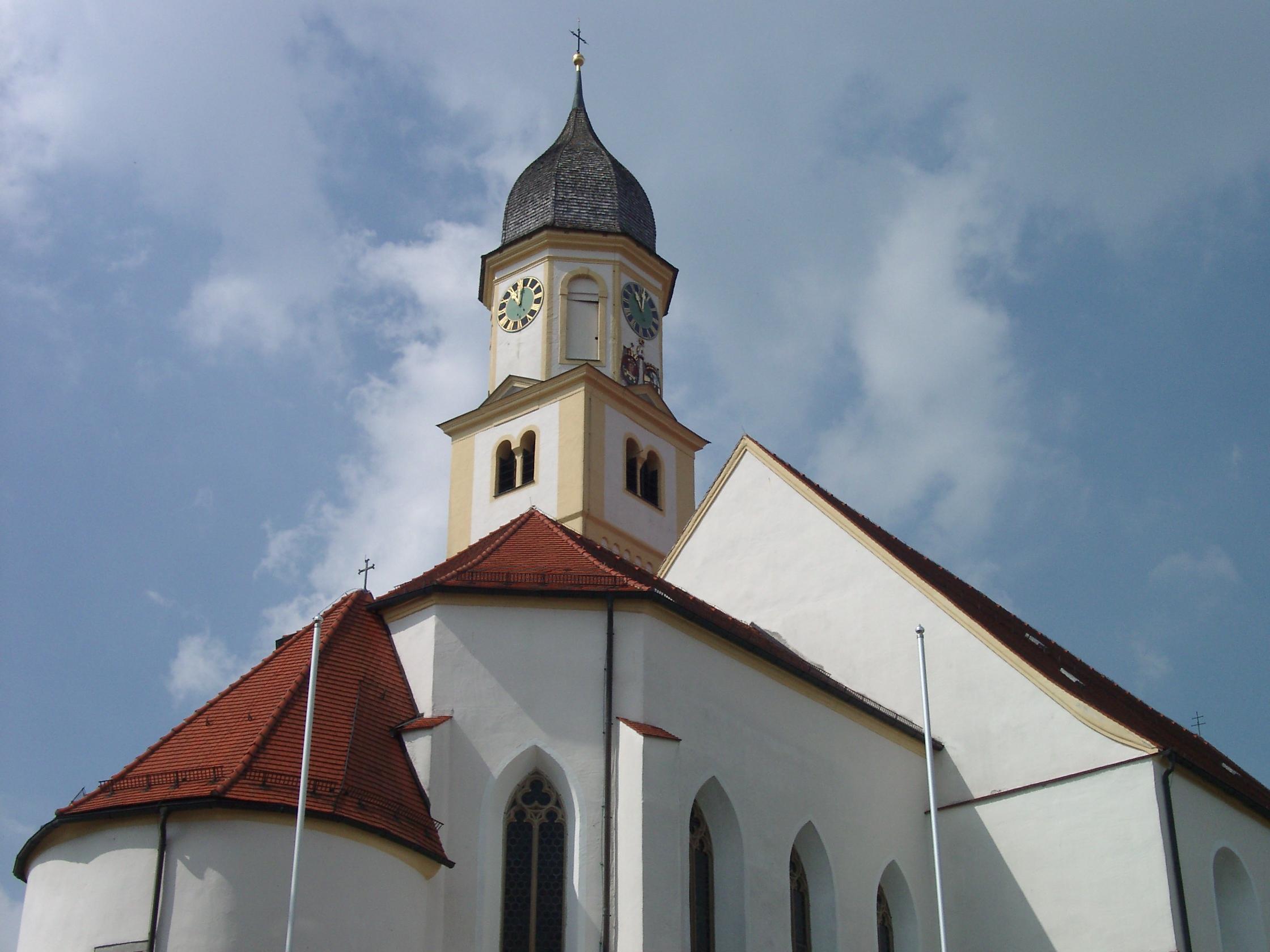 Liste der Baudenkmäler in Bad Grönenbach