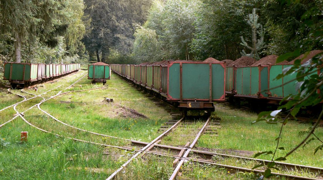 Feldbahn for Depot gifhorn