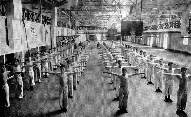Gymnastik In Der Rekrutenausbildung
