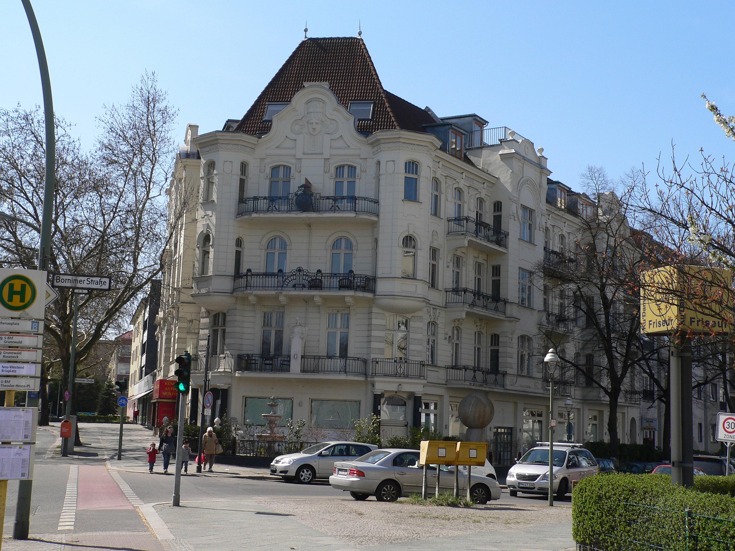 liste der stra en und pl tze in berlin halensee. Black Bedroom Furniture Sets. Home Design Ideas