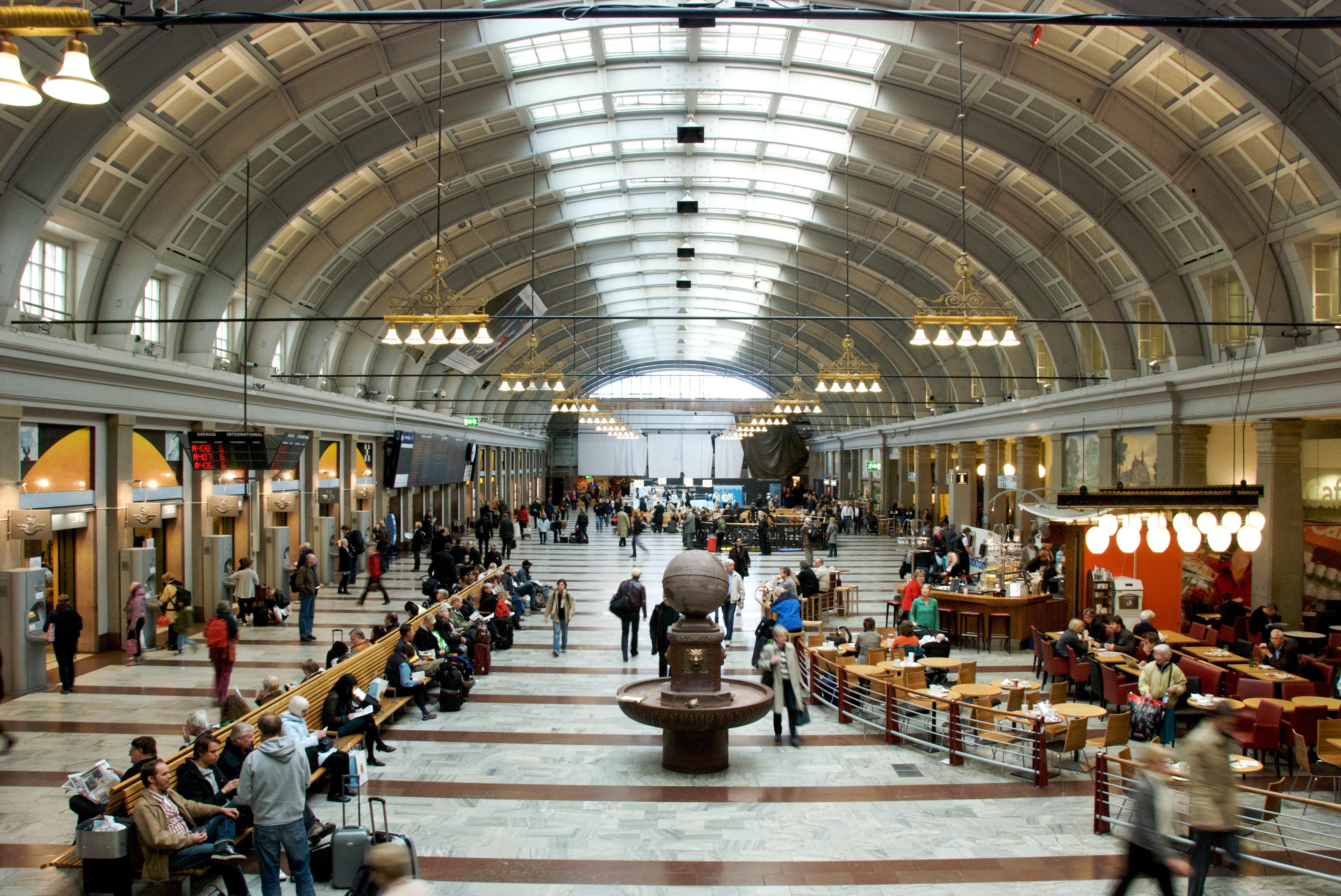 Forex central station stockholm