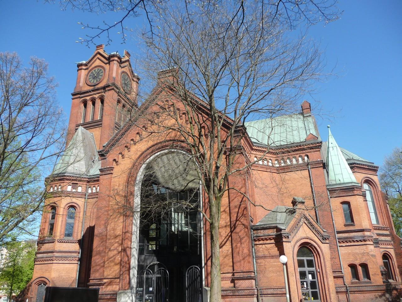 Apostelkirche Harburg
