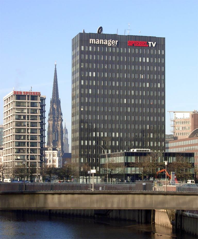 Der spiegel for Hamburg spiegel