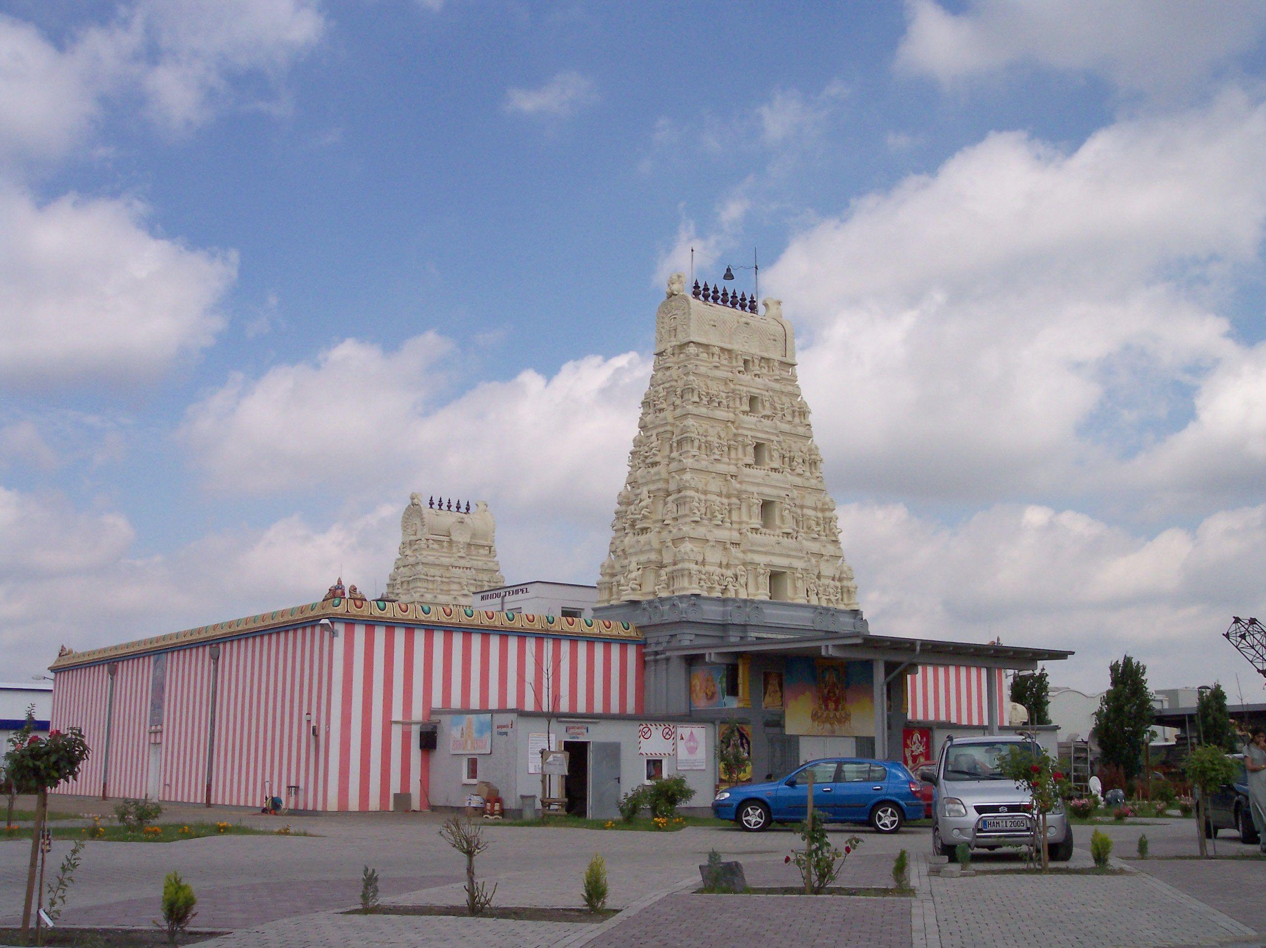 Hindu Tempel Hamm