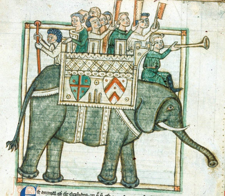 Kriegselefanten