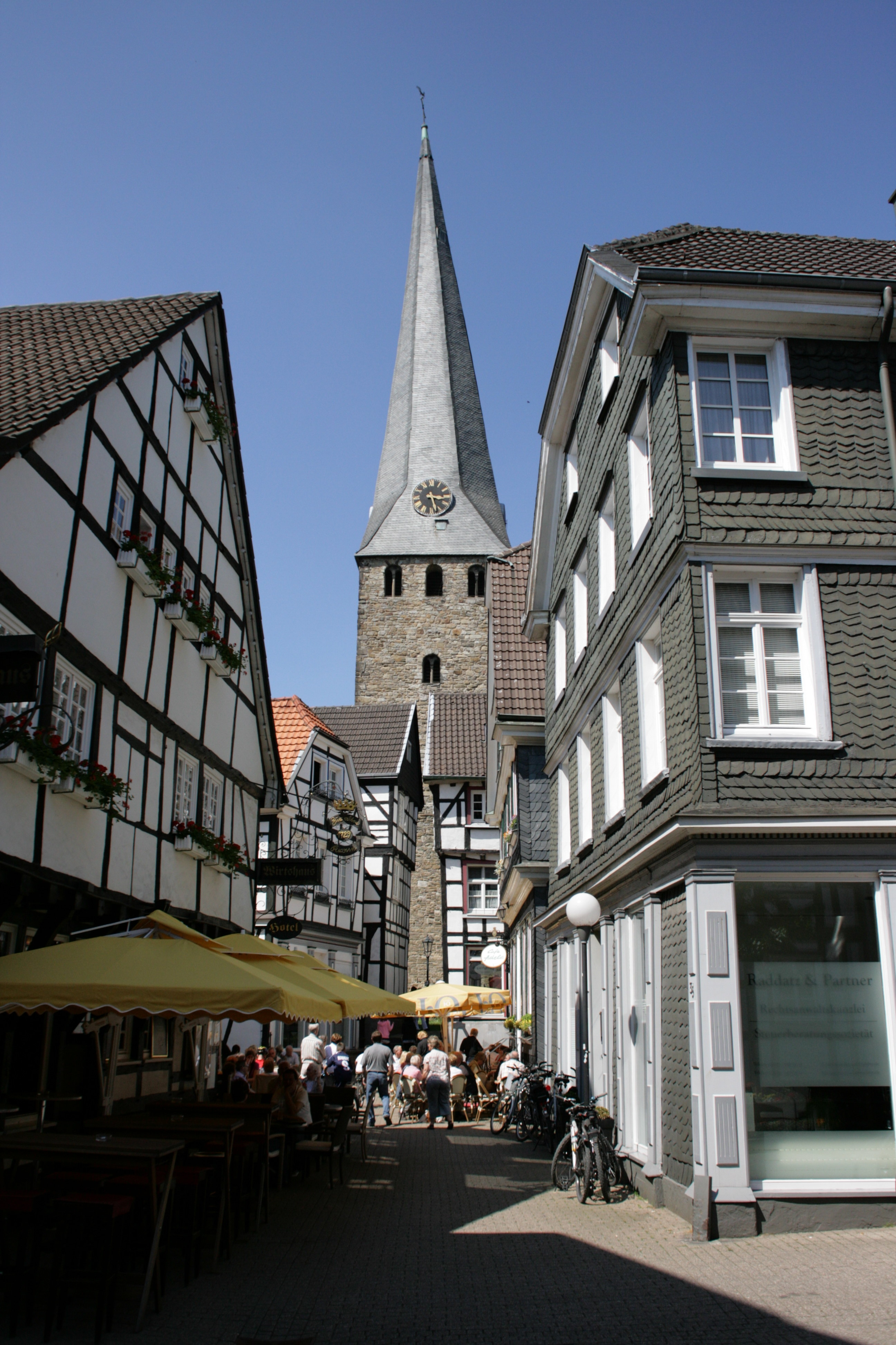 Evangelische Kirche Steinhagen