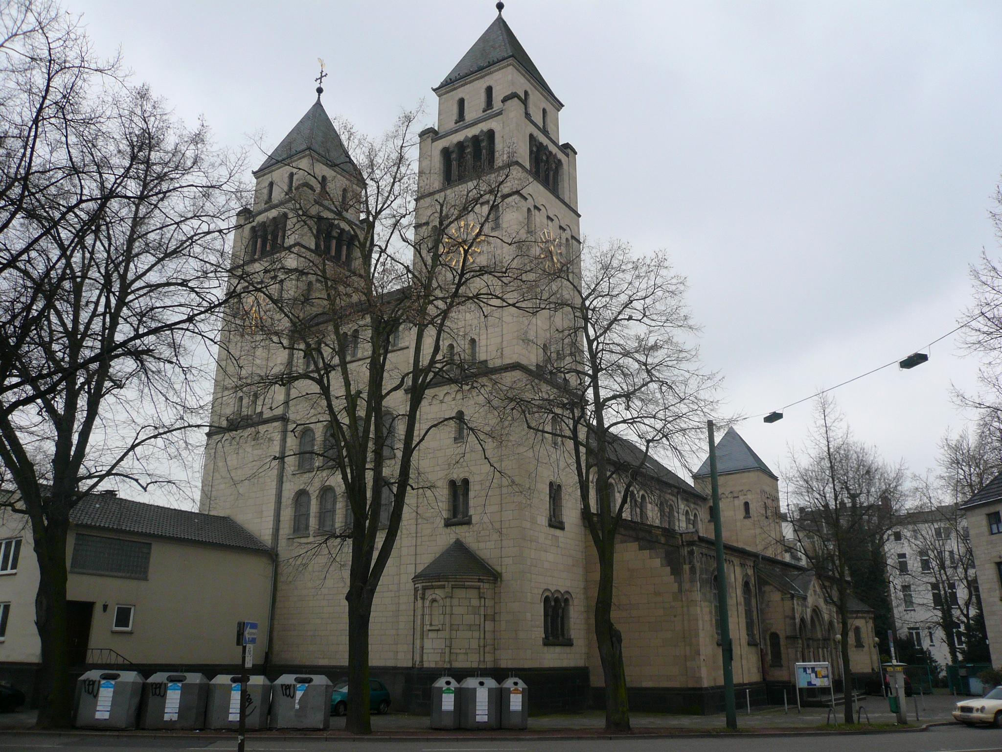 Heilige Geist Kirche