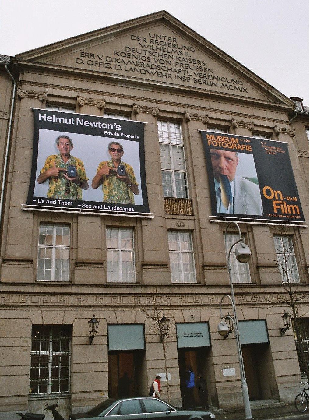 Helmut Newton Stiftung