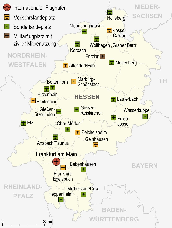 großstädte hessen
