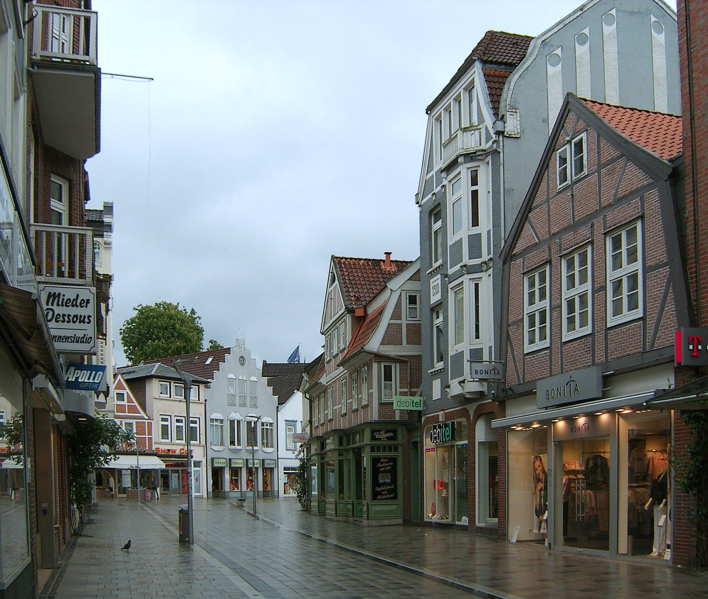 Hamburg Sachsentor