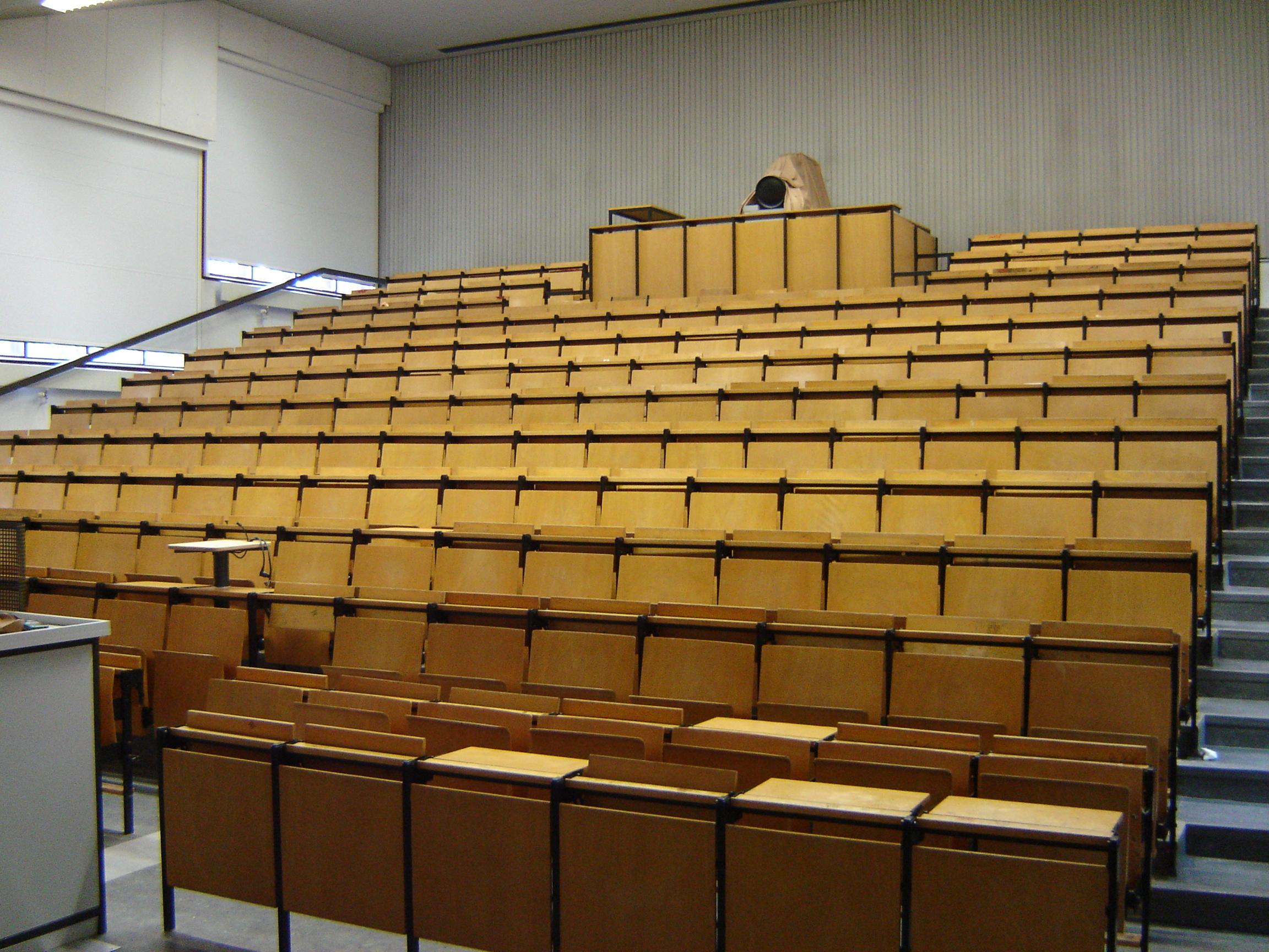 Universität Hörsaal