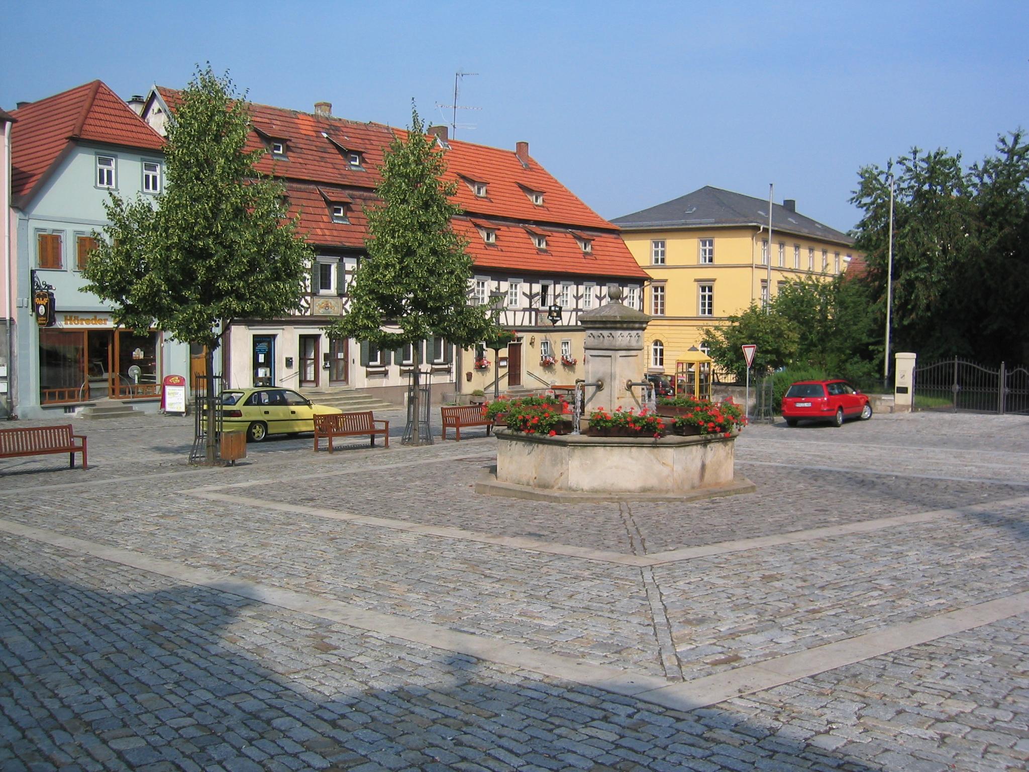 Hofheim Germany  city images : Öffentliche Einrichtungen