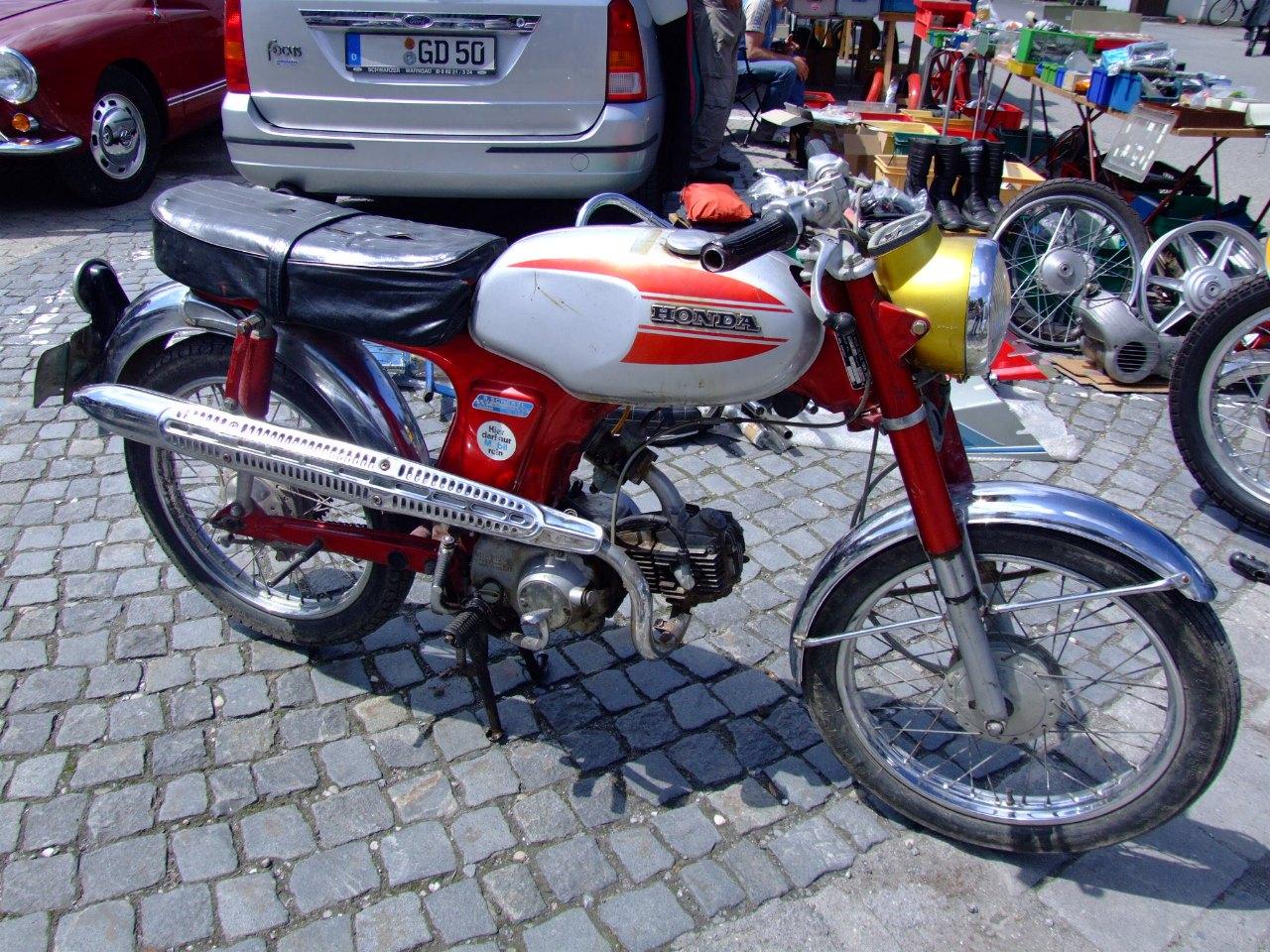 Honda SS50M