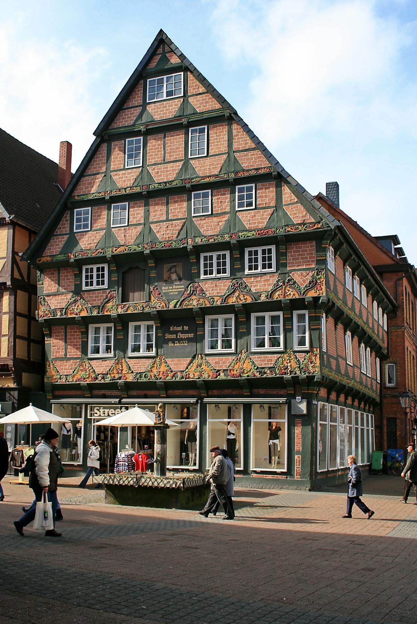 Blumlage Celle