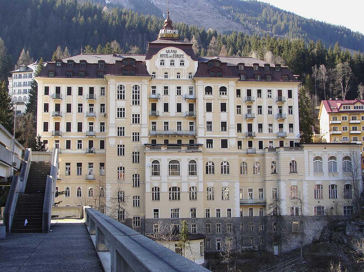 Bad Gastein Hotel Bellevue