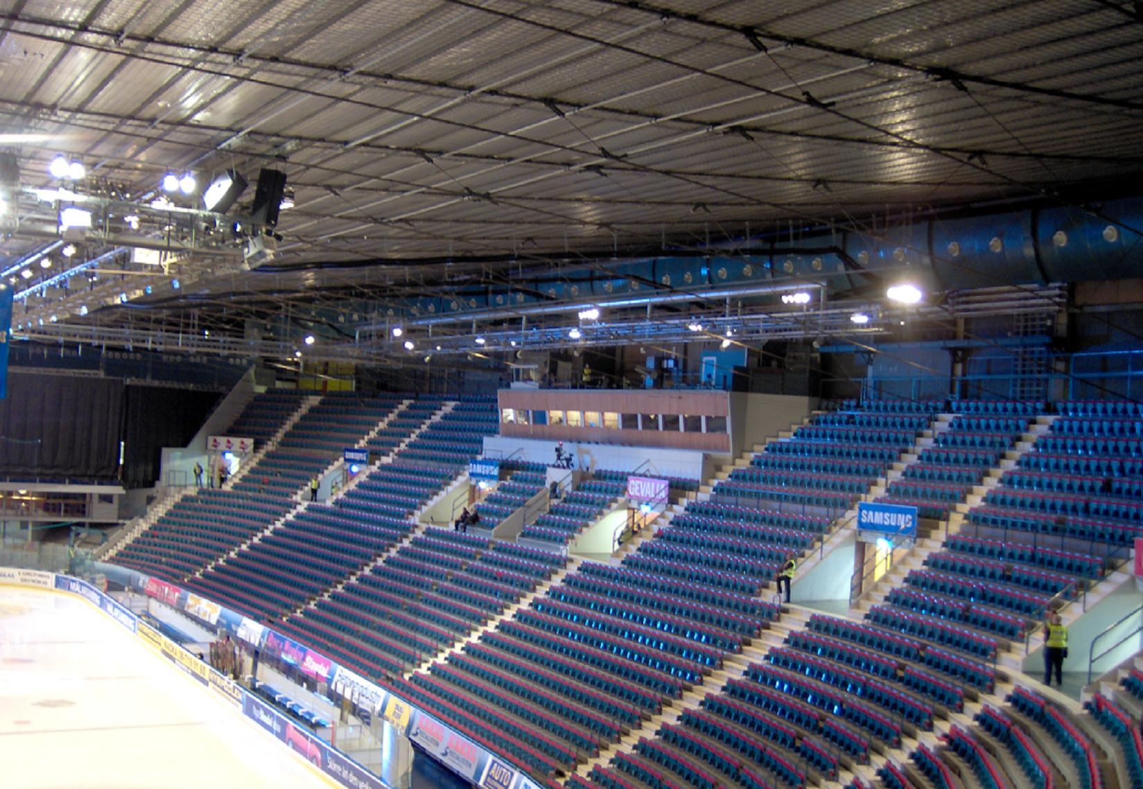 hovet arena