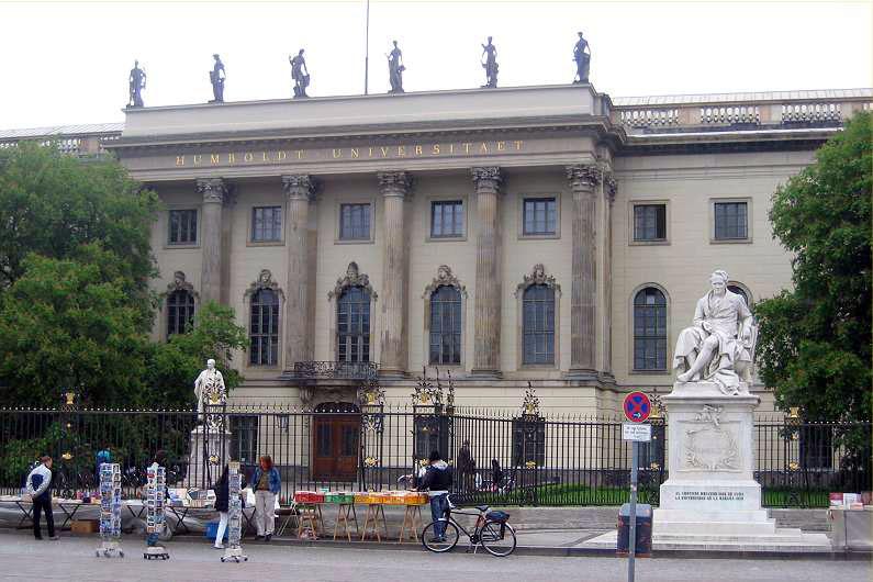 Private Universitäten Berlin