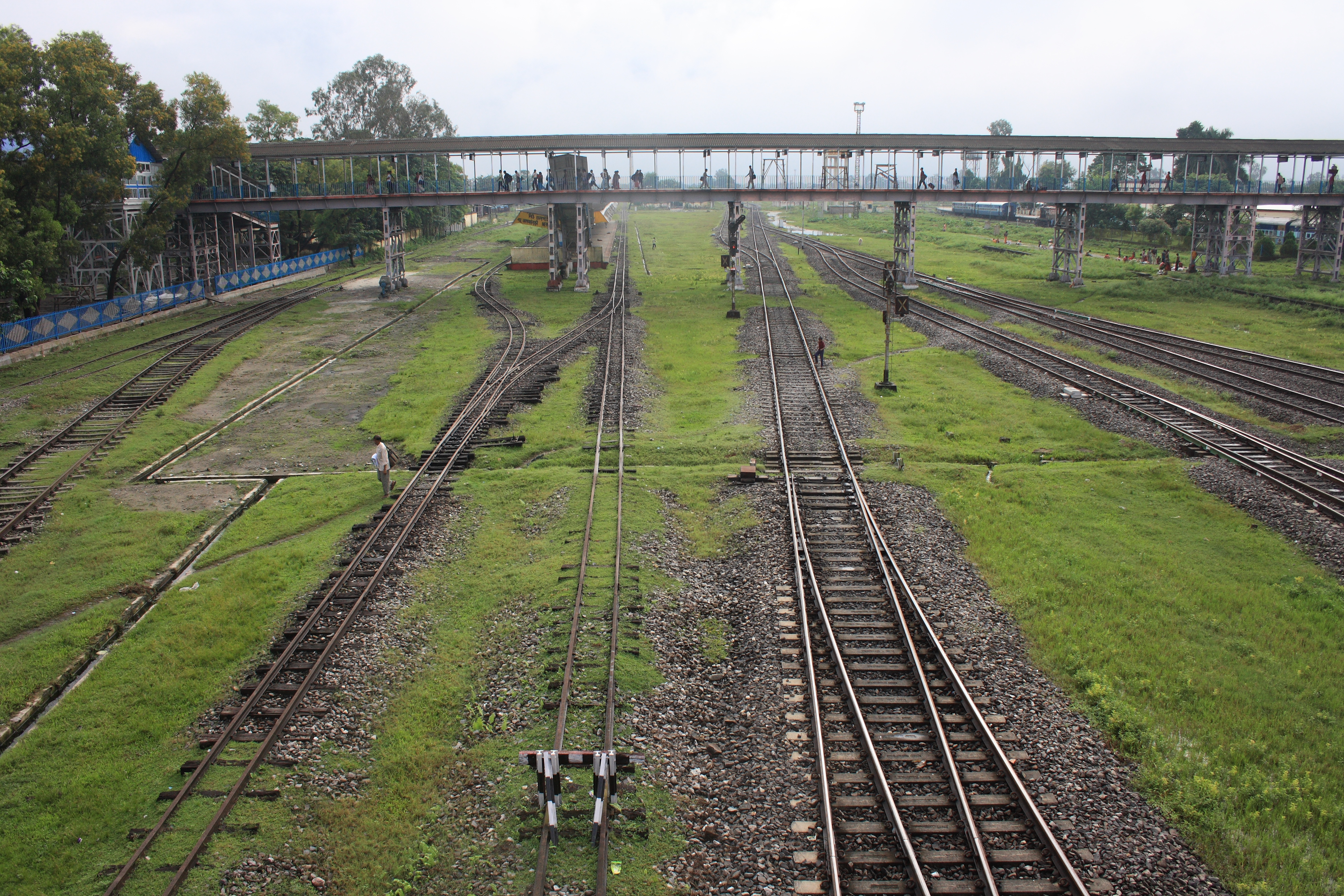 Model Railway Building An Incline