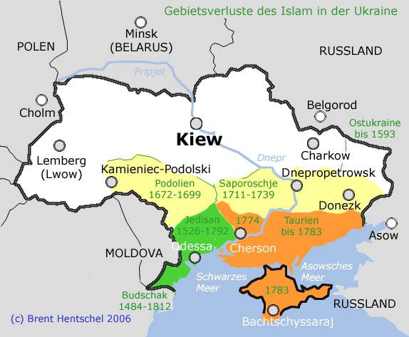 Die Geschichte Der Ukraine