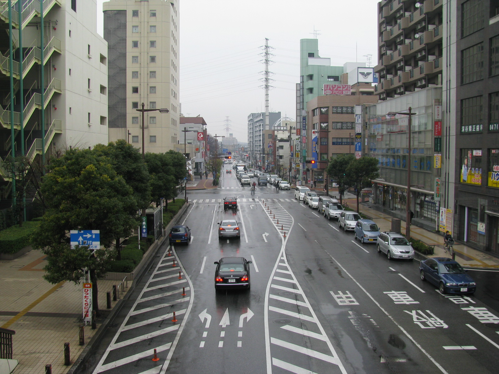 Funabashi Japan  City pictures : Geographische Lage in Japan