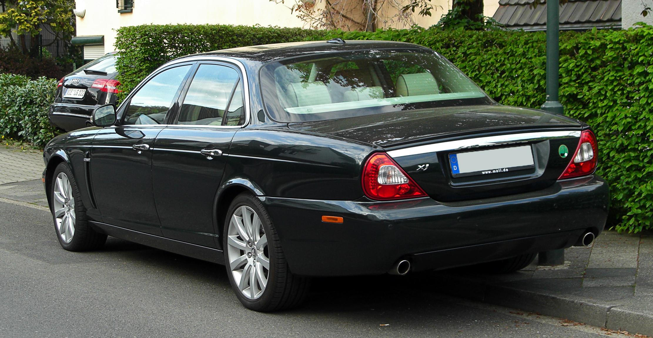 Jaguar X350