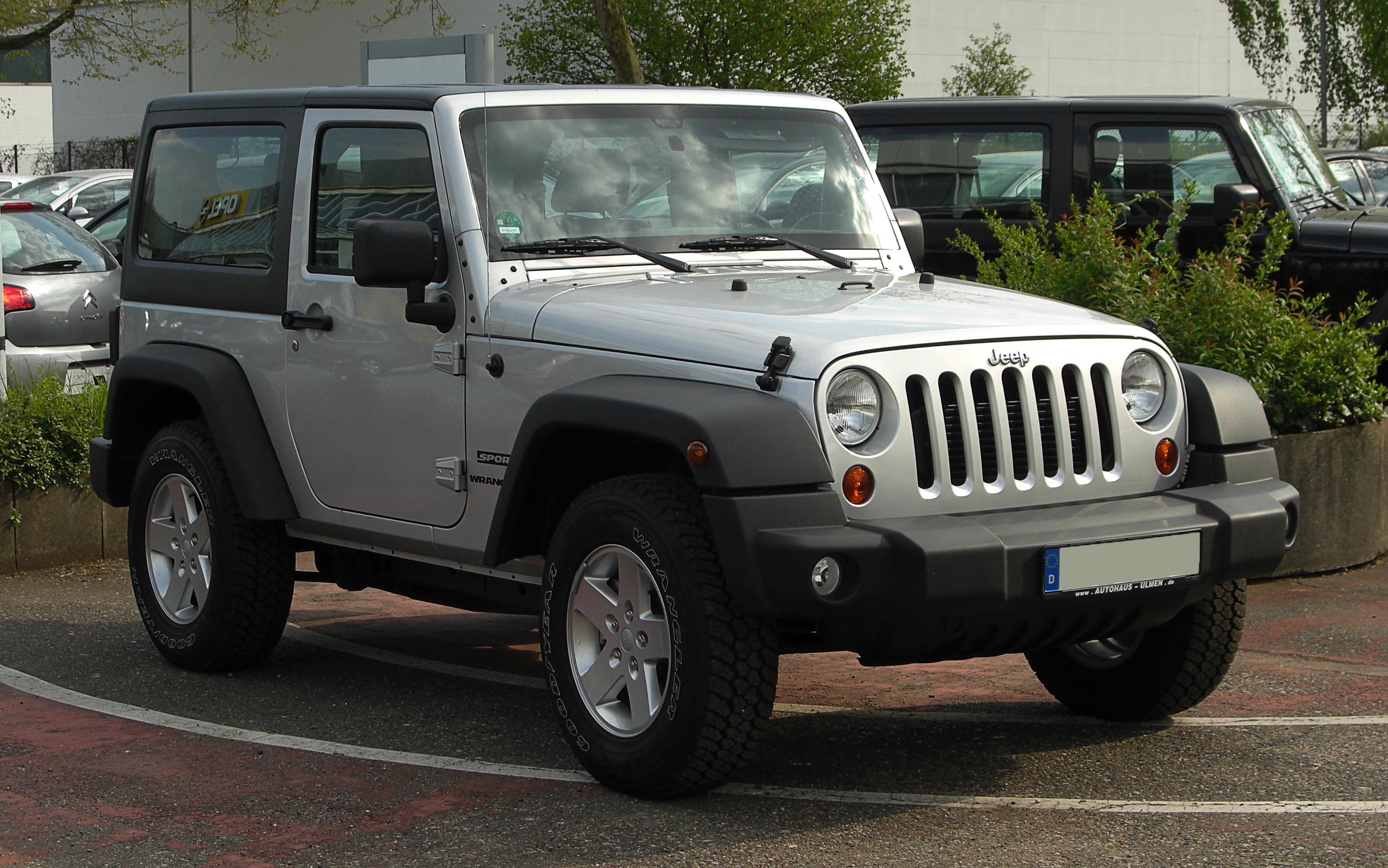 199 Jeep wrangler sport #2